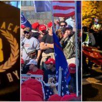 """[EUA] """"Antifa acaba hoje à noite"""": Ataques do grupo Proud Boys enviam vários para o hospital em estado crítico; cartazes e memoriais do Black Lives Matter destruídos"""
