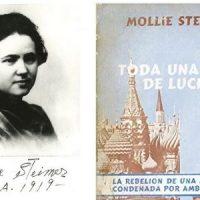 Mollie Steimer, anarquista