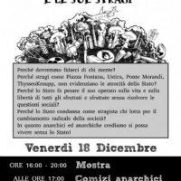 [Itália] Trieste: Comício anárquico contra o Estado e seus massacres