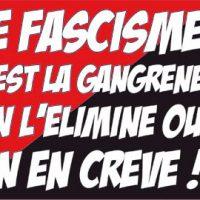 [França] Solidariedade com nossos camaradas vítimas de agressão e violência fascista!