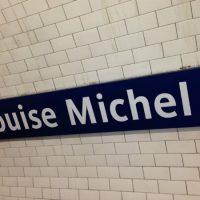 [França] A anarquista que agora faz parte do metrô de Paris