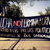 [Chile] Nos abraçaremos novamente: Comunicado de parentes e amigos de presxs subversivxs e anarquistas