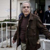 [Grécia] Solidariedade com a greve de fome e de sede do revolucionário Dimitris Koufodinas!