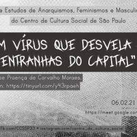 [São Paulo-SP] Grupo de estudos anarquismos, feminismos e masculinidades