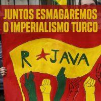 [Portugal] Comunicado sobre as novas ameaças Turcas sob Rojava e Shengal