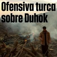[Portugal] Nova ofensiva turca sobre o Curdistão iraquiano
