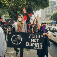 [Mianmar] Apoie o Food Not Bombs Yangon