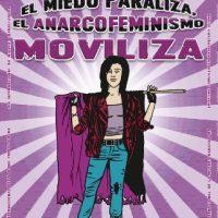 [Espanha] 8 de Março de 2021 - O medo paralisa, o anarcofeminismo mobiliza!