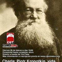 [Espanha] Piotr Kropotkin, vida, obra e propostas para um mundo radicalmente diferente