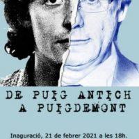 """[Espanha] Retirada imediata do cartaz da exposição """"De Puig Antich a Puigdemont"""""""