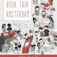 [Holanda] Feira de Livros Anarquistas Amsterdam 2021, edição de primavera
