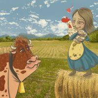 [Itália] Louise Michel vira livro infantil ilustrado que em breve será lançado