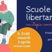 [Itália] Encontro online | Escolas libertárias. Uma utopia concreta