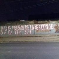 [Chile] Barricadas em Simón Bolívar