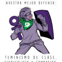 [Espanha] 8M | Nossa melhor defesa: feminismo de classe, sindicalista e combativo