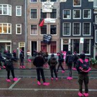 [Holanda] Amsterdã: relatório da ação de ocupação do dia 8 de março