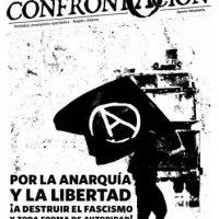 [Chile] Periódico Confrontación #6, janeiro-fevereiro 2021