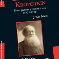 "[Argentina] Novo título da Utopia Libertaria: ""El otoño de Kropotkin"""