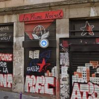 """[França] Comunicado de imprensa da UCL de Lyon após o novo ataque à livraria """"La Plume Noire"""""""