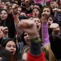 [Espanha] O 8 de março não é uma festa