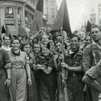 [Espanha] Mais de mil mulheres catalãs foram voluntárias na frente em 1936
