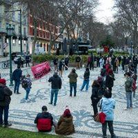 [Portugal] Concentrações em Lisboa e Porto contra prisão de Pablo Hasél