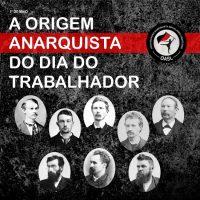 A origem anarquista do Dia do Trabalhador e da Trabalhadora
