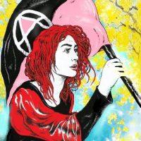 Chamada para organização da I Feira Anarquista Feminista de Porto Alegre (RS)