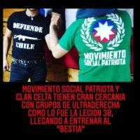 """[Chile] """"É nosso dever impedir o crescimento desses grupos"""""""