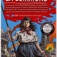 """[Chile] Ciclo de cinema anarquista: """"La Commune"""""""