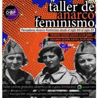 [Chile] Oficina de anarco feminismo