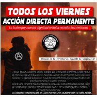 [Chile] Ação direta permanente