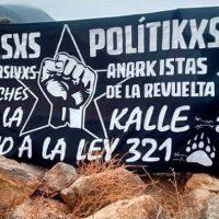 [Chile] Quarto informe de saúde: 36 dias de greve de fome