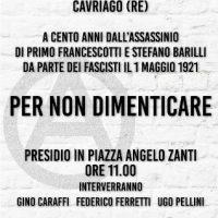 [Itália] 1º de Maio de 2021 em Cavriago