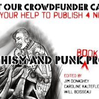 [Reino Unido] O projeto do livro Anarquismo e Punk