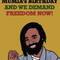 [EUA] Saiamos à rua por Mumia Abu-Jamal!