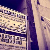 [Chile] Segundo comunicado público: 32 dias de greve de fome