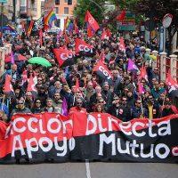 [Espanha] A CGT transladará seus atos centrais pelo 1º de Maio a Ceuta