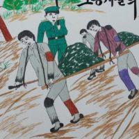 Os sul-coreanos obrigados a trabalhar como escravos em minas de carvão da Coreia do Norte