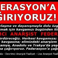 [Turquia] Estamos convocando para a Federação!