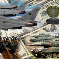 Mesmo com pandemia, mundo registra alta em gastos militares em 2020