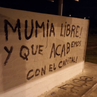 [Uruguay] Liberdade para Mumia Abu-Jamal