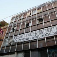[Grécia] Notara sob novas ameaças de despejo | Solidariedade contra as trevas