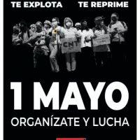[Espanha] No trabalho nos exploram, na rua nos reprimem | 1º de Maio, Organiza-te e luta!