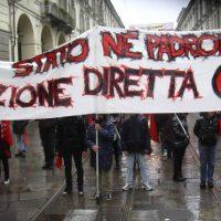 [Itália] Primeiro de Maio Anarquista em Turim