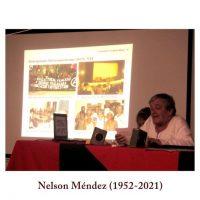 [Chile] Ao companheiro Nelson Méndez (1952-2021)