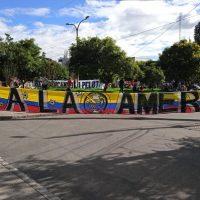 """[Colômbia] """"Não à Copa América"""""""