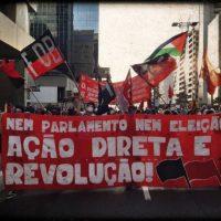 Bloco Combativo no 29M em São Paulo!