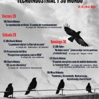 [Espanha] IV Encontro Anarquista Contra o Sistema Tecnoindustrial e seu Mundo