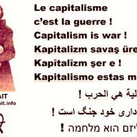 [França] Contra a guerra civil global, precisamos de uma revolução social no mundo!